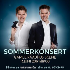 Sommerkonsert 2019