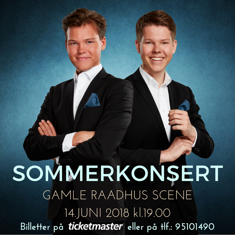 Sommerkonsert 2018
